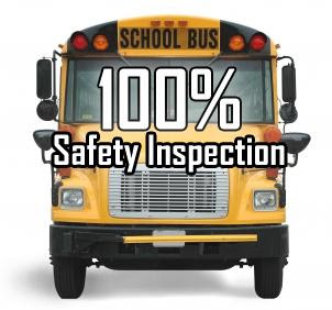 Republic Bus Fleet Receives 100% Safety Rating