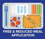free reduced meals