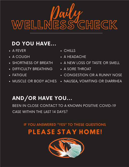 Daily Wellness Checks