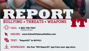 School Violence Hotline