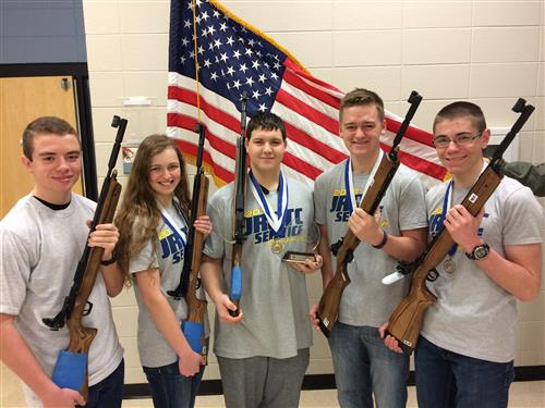 Marksmanship Nationals Team