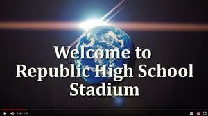 Welcome to Republic High School Stadium
