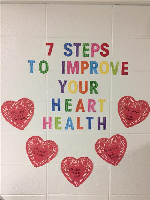 7 Steps of Health