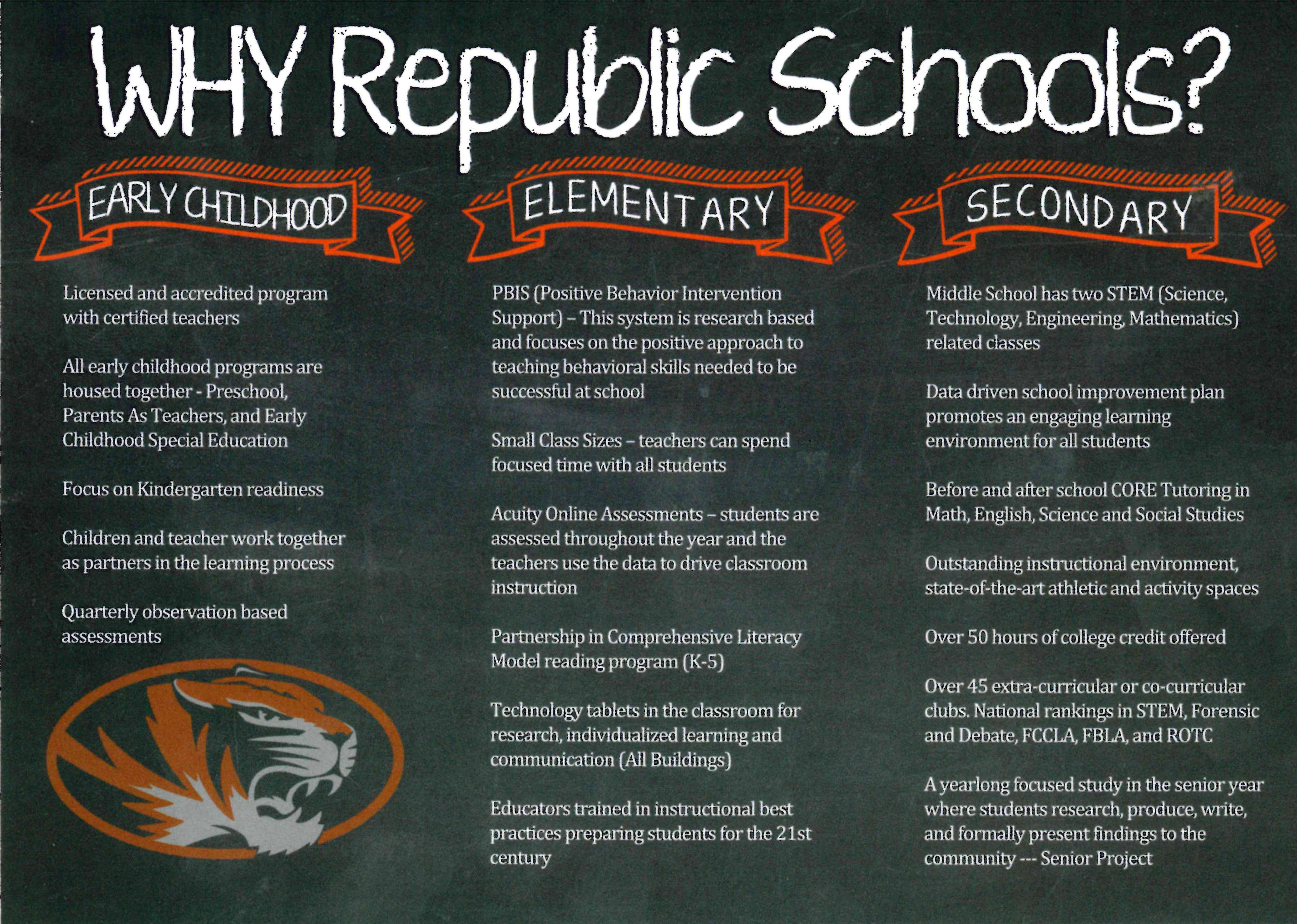 Why Republic Schools?